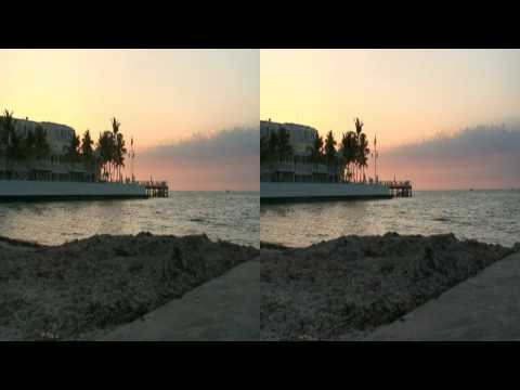 HD 3D - Key West and Fury Catamaran Trip
