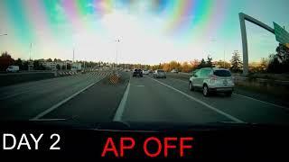Tesla Autopilot v9 still has tendency to crash barriers
