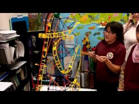 Sonoran Science Academy-Tucson Elementary: Explaining the science of forces