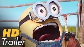 MINIONS Trailer 2 German Deutsch [2015] - YouTube