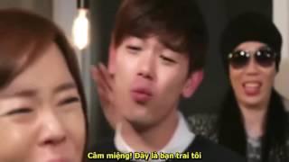 Hài Bựa Hàn Quốc Cực Hài- Bạn trai 3 phút