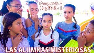 Las Alumnas Misteriosas   TV Ana Emilia