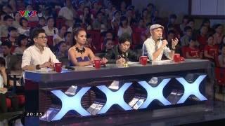 Vietnam's Got Talent 2014: Tập 3 - Ngày 12/10/2014