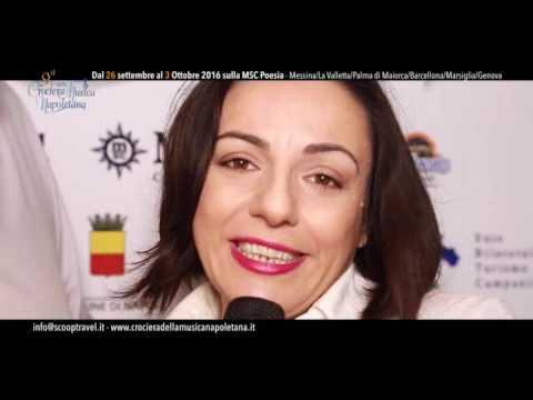 Conferenza stampa di presentazione IX Crociera della Musica Napoletana