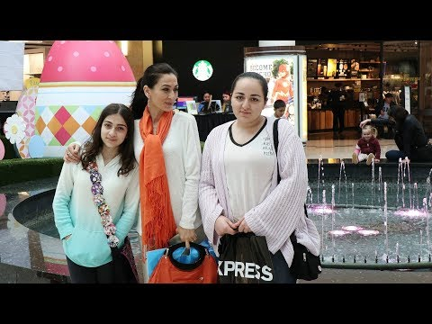 Առևտուր Աղջիկներիս Հետ - Shopping Time with My Girls - Mayrik by Heghineh
