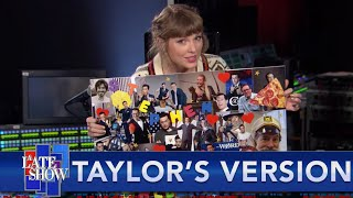 Taylor Swift's Mood Board Proves