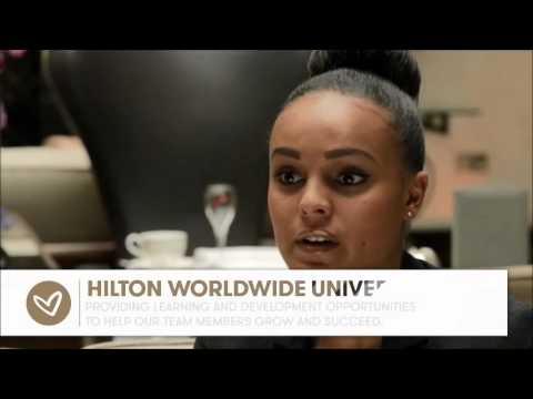 Heart of Hilton - A Great Place to Work