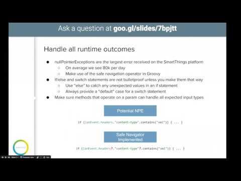 Developer Discussion - 07.13.16