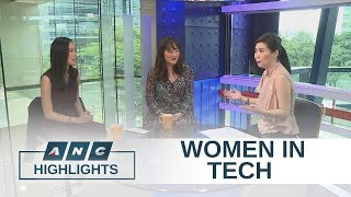 Meet the women breaking the mold in tech   Early Edition