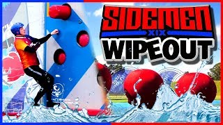 SIDEMEN TOTAL WIPEOUT CHALLENGE 2 (but with memes)