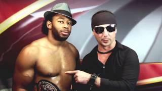 """ACH Details Why He Ripped Jay Lethal, WWE Star He Has A Crush On, """"Real Enemy"""" In WWE Controversy"""