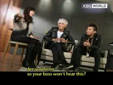 [Star Date] TOP & G-Dragon of 'Big Bang' (탑&지드래곤)