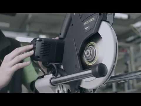 Festool  KAPEX KS60 E-SET Sliding Compound Mitre Saw with 216mm Saw Blade