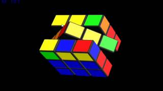 RUBIK'S CUBE TUTORIAL TAGALOG VERSION PART 3 (3rd Layer)