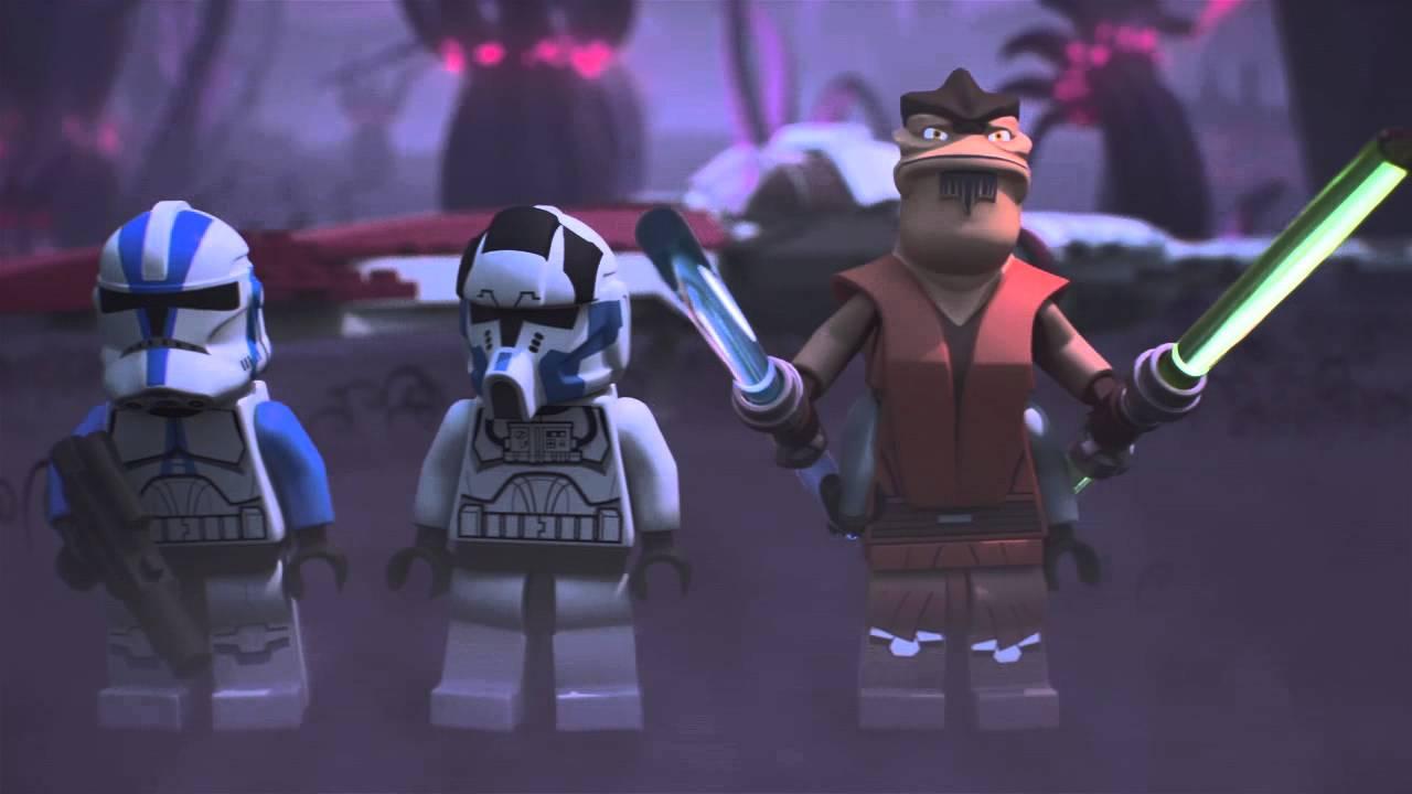 LEGO® Star Wars™ mini movie - YouTube