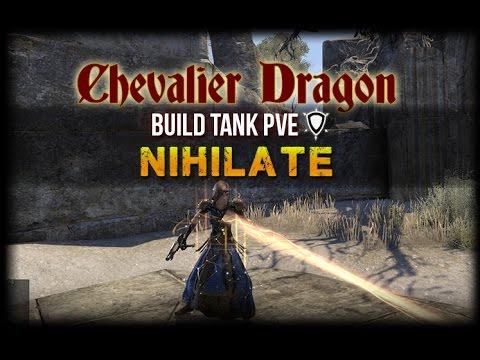 Build Leveling Tank Chevalier Dragon