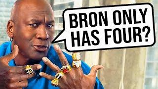 Times Michael Jordan DISRESPECTED NBA Players..
