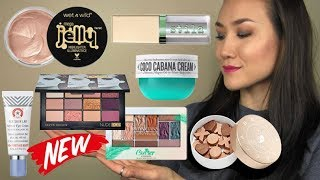 New Beauty & Updated Reviews! What's New In Beauty Jan. 2019