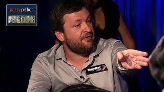 The Big Game | S7 EP01 | Full Episode | Cash Poker | partypoker
