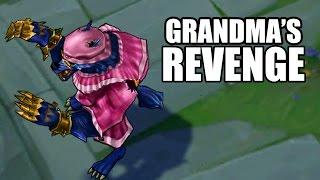 沃維克奶奶的復仇
