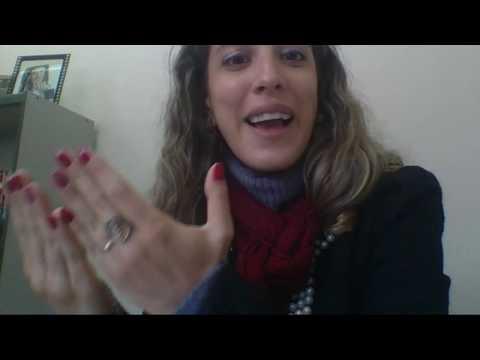 Palestra de Luciana Ferreira ao CONGCOASAUDE 2017