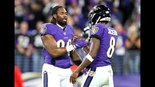 Ranking Baltimore Ravens' Top 5 positions of need