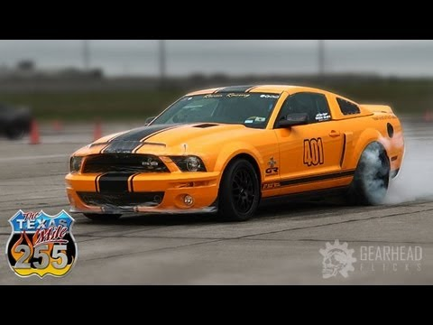 Worlds Fastest Mustang Gt500 Super Snake 220 8 Mph
