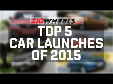 Top 5 Bike Launches of 2015