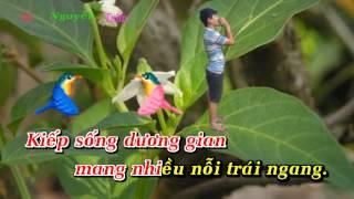 (Karaoke HD) Con Đường Em Phải Chọn - Đường Tuấn Khang