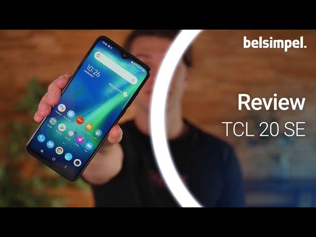 Belsimpel-productvideo voor de TCL 20 SE