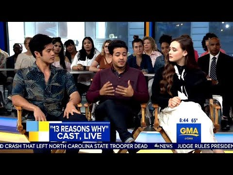 13 Reasons Why Cast Talk Season 2 Controversial Themes - LIVE GMA