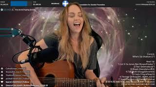 What's Up - 4 Non Blondes (JordinLaine Acoustic Cover)