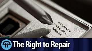 Warranty-voiding & the Right to Repair