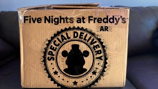 UNBOXING A FNAF *MYSTERY* SPECIAL DELIVERY...