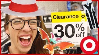 Raiding Target's Clearance Section
