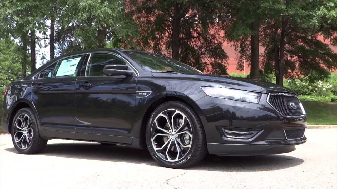 2014 Ford Taurus Sho What S New Review Walkaround
