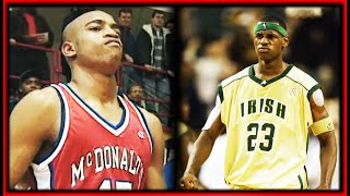 TOP 10 HIGH SCHOOL DUNKERS OF ALL TIME