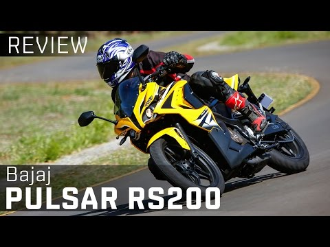 Bajaj Pulsar RS200 :: ABS :: Review :: ZigWheels