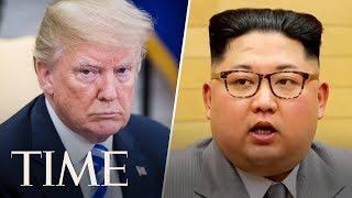 President Donald Trump And North Korean Leader Kim Jong Un Hold Historic Summit | TIME