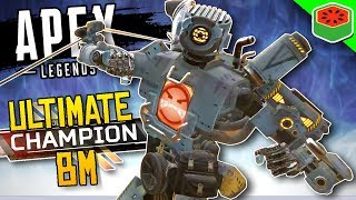 The *BEST WAY* To Finish Games! | Apex Legends