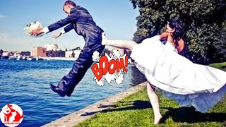 Funny Wedding Fails|Try Not to Laugh Challenge! Funny Fails | Fails of the Week | Funny Pets Moments