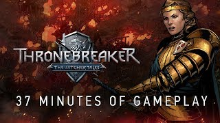Thronebreaker: The Witcher Tales - 37 Perc Játékmenet