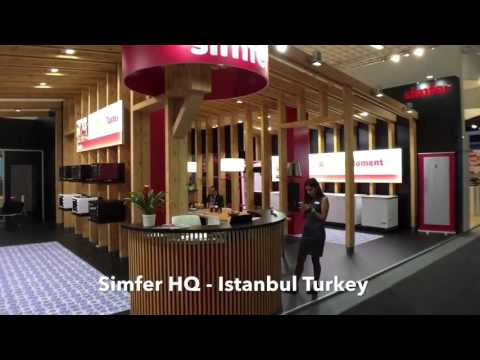 Simfer Booth tour at IFA Berlin 2015