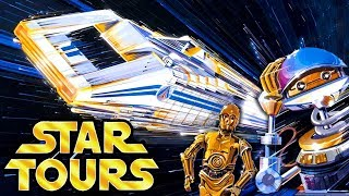 Yesterworld: A Star Tours Story - The History of Disney's Abandoned Star Wars Attraction
