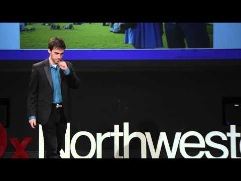 """Why Little Red Riding Hood Was Wrong"": Michael Silberblatt @TEDxNorthwesternU 2014 - Smashpipe Nonprofit"
