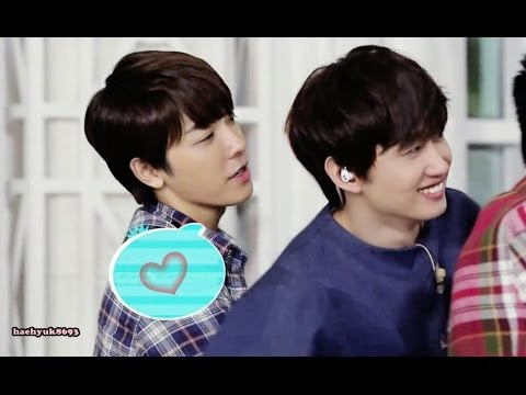 [Part 10] HaeHyuk/EunHae sweet moments - Grow up together