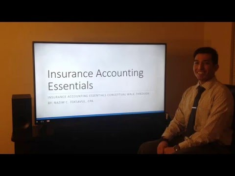 Insurance Accounting Essentials