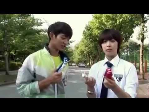 MinSul (Minho + Sulli) moment 2 - Like a dream