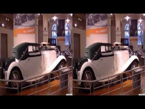 Bugatti Royale - Henry Ford Museum - CarsInDepth.com 3D Video