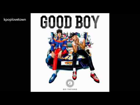 GD X TAEYANG - GOOD BOY AUDIO